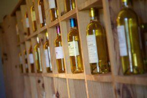Les Vins blancs doux