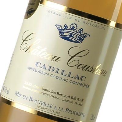 Château Cousteau - Maison des vins de Cadillac - Vins Blancs