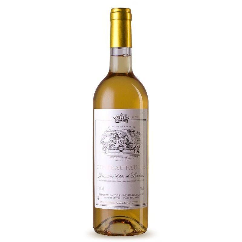 Château Faugas - Maison des vins de Cadillac - bouteilles