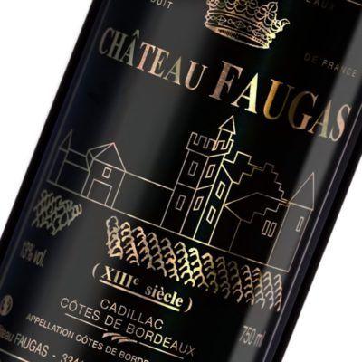 Château Faugas - Cadillac Côtes de Bordeaux - Maison des Vins