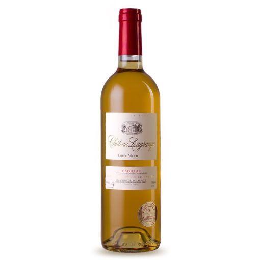 Château Lagrange - Maison des vins de Cadillac - bouteilles