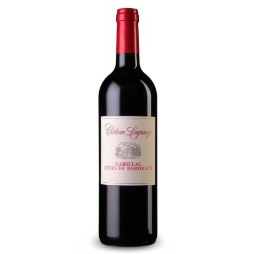 Château Lagrange - Cadillac Côtes de Bordeaux - Maison des Vins