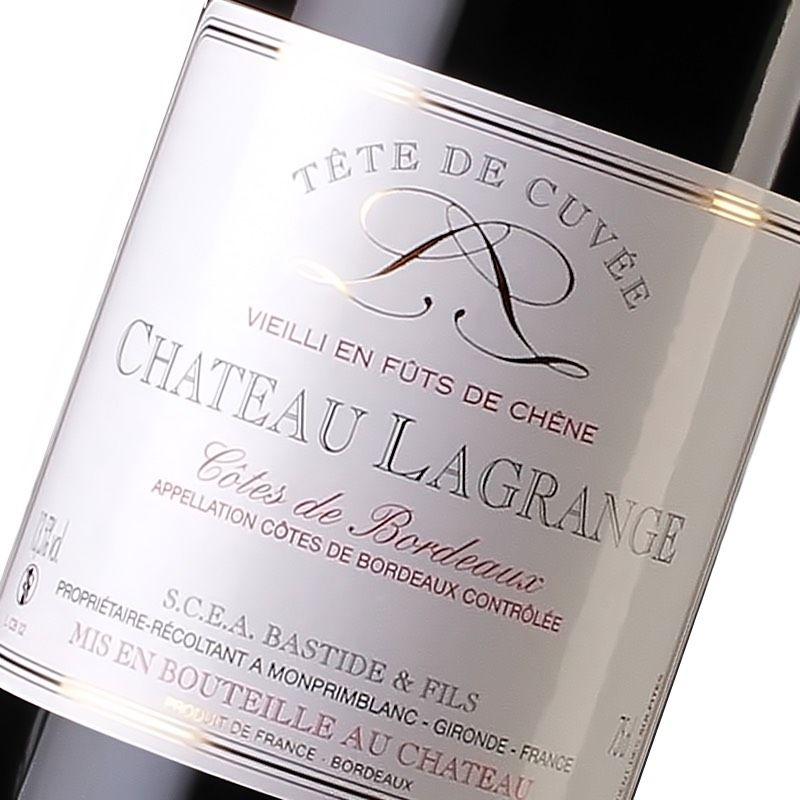 Château Lagrange | Tête de Cuvée - Côtes de Bordeaux - Maison des Vins de Cadillac