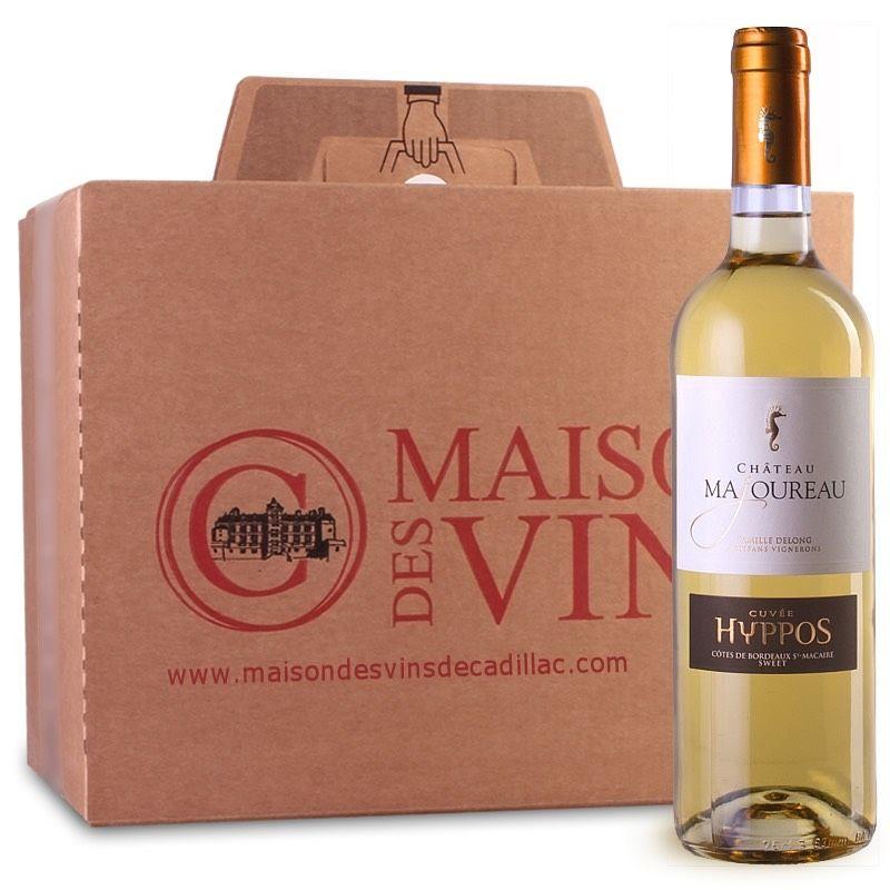 Château Majoureau - Côtes de Bordeaux Saint Macaire - Carton de 6 bouteilles
