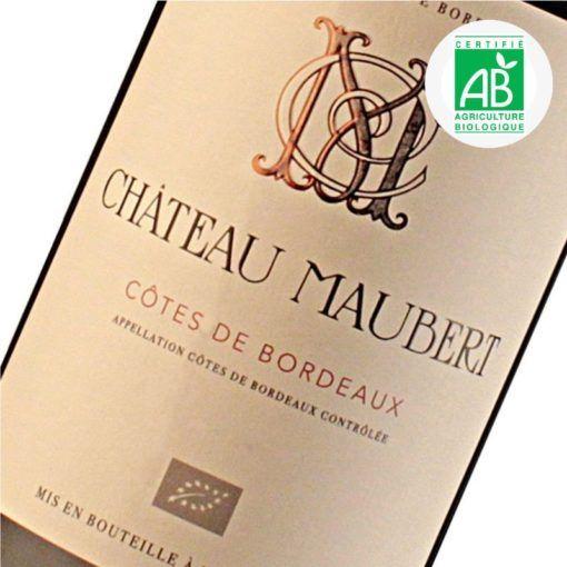 Château Maubert - AOC Cadillac Côtes de Bordeaux