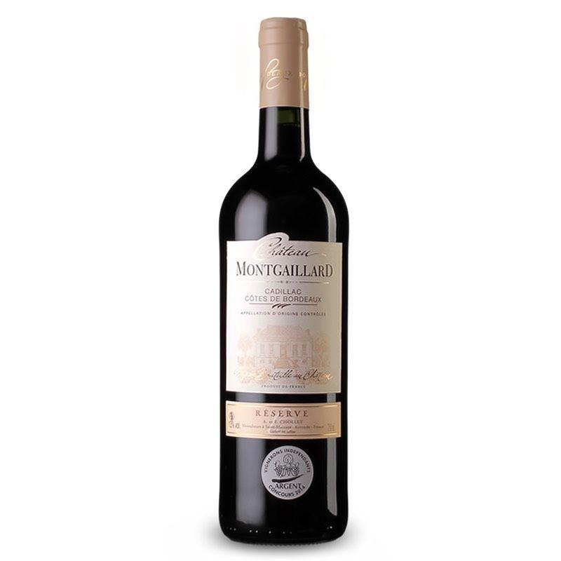 Château Montgaillard - Cadillac Côtes de Bordeaux - Maison des Vins