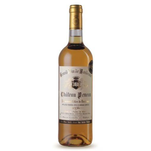 Château Peneau - Maison des vins de Cadillac - 1ères cotes de bordeaux