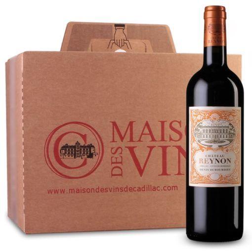 Château Reynon - Cadillac Côtes de Bordeaux - Cartons de 6 bouteilles