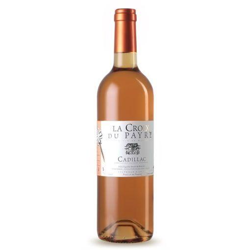 La Croix du Payre - Maison des vins de Cadillac - bouteilles