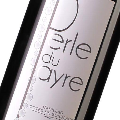 La Perle du Payre - Cadillac Côtes de Bordeaux - Maison des Vins