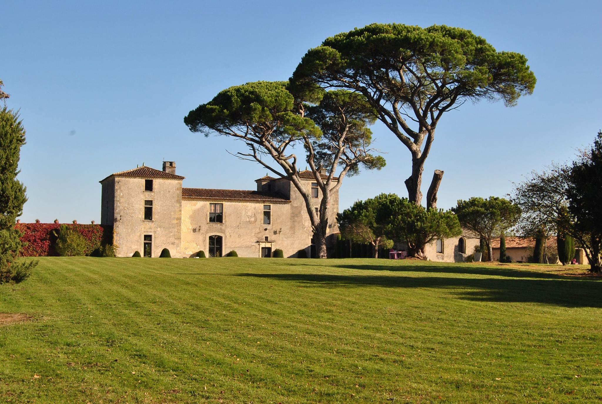 À la découverte du Château Peneau