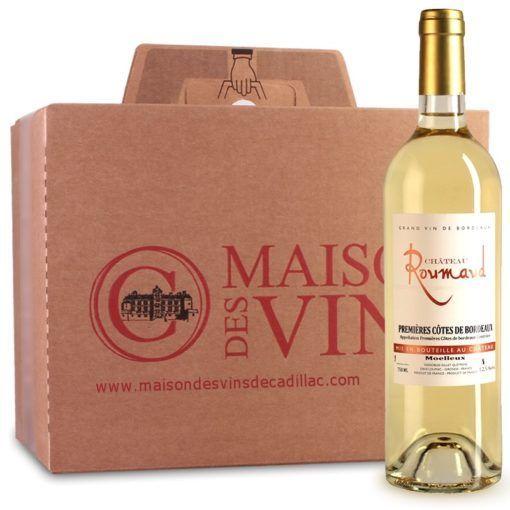 Château Roumaud - Premières Côtes de Bordeaux - Maison des vins