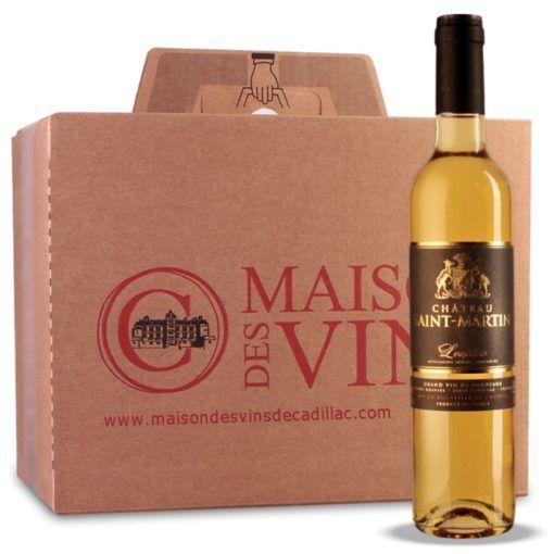 Château Saint-Martin - Carton 6 bouteilles 50cl