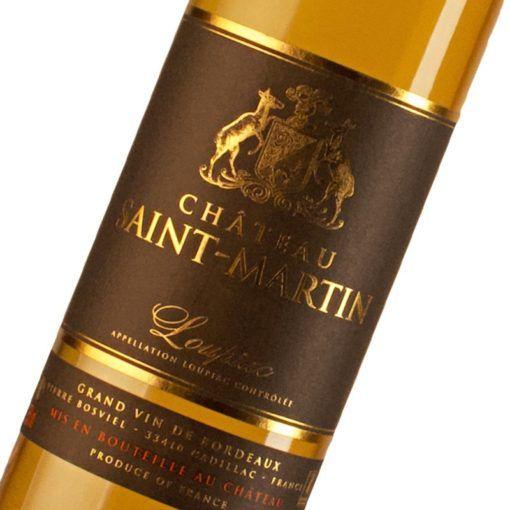Château Saint-Martin - Etiquette 50cl