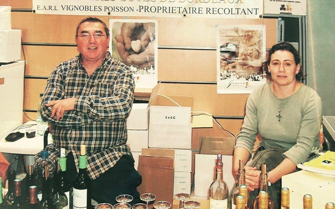 À la rencontre de Pierre-Franck et Muriel Poisson