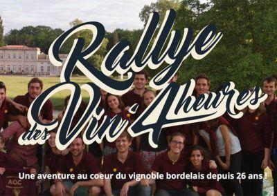 Rallye des Vin'4 heures
