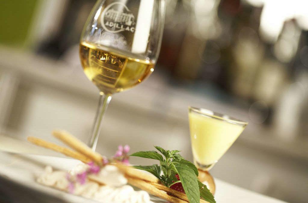 Huit idées d'accords mets et vins liquoreux de la région…