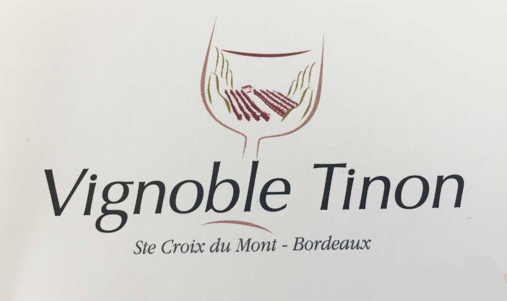 Logo - Vignoble Tinon