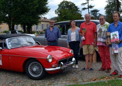 Rallye vintage des deux rives - Maison des Vins de Cadillac