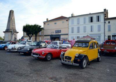 Rallye vintage des deux rives