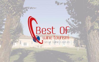La Maison des Vins récompensée d'un Best Of Wine Tourism ?