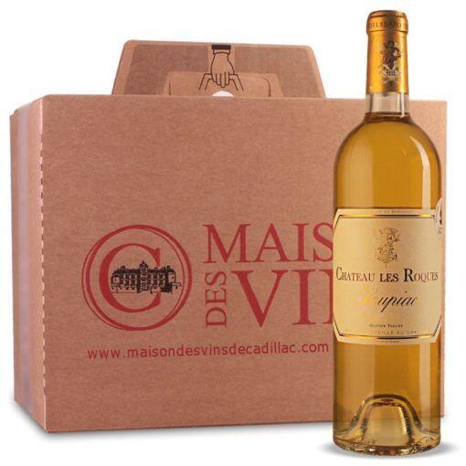 Château Les Roques Carton de 6 bouteilles