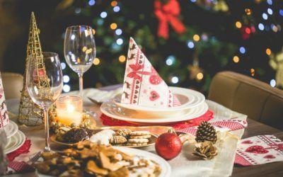 Nos 5 conseils pour un repas de Noël réussi !