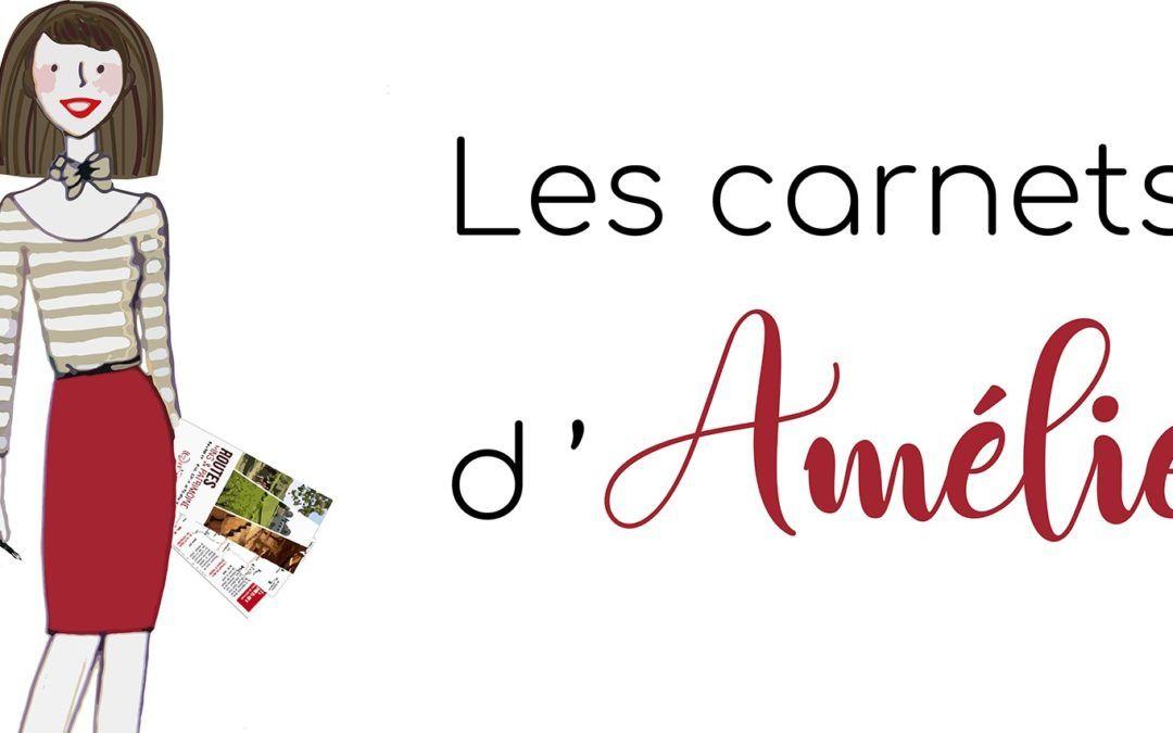 Les carnets d'Amélie