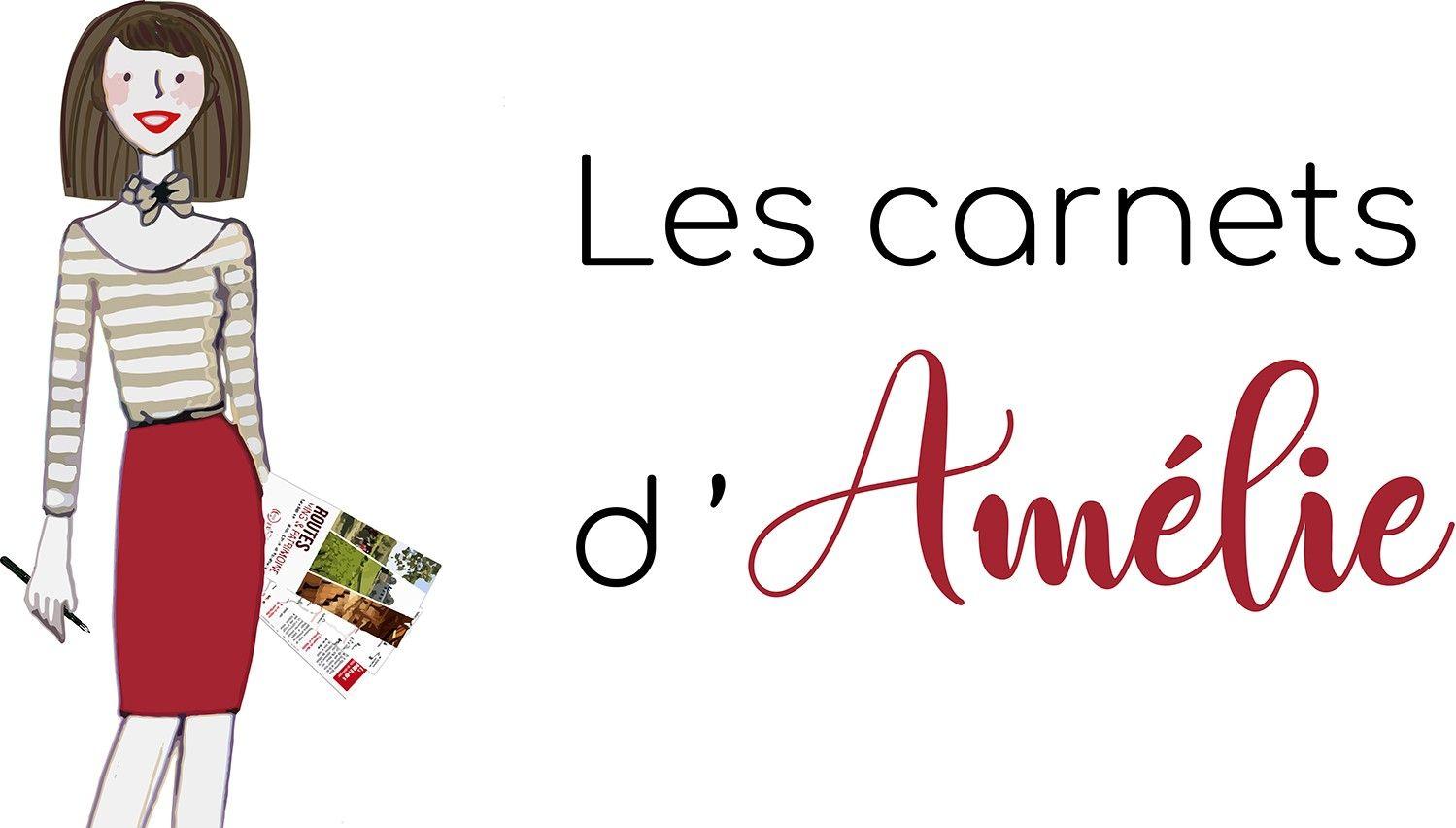 carnets,amélie