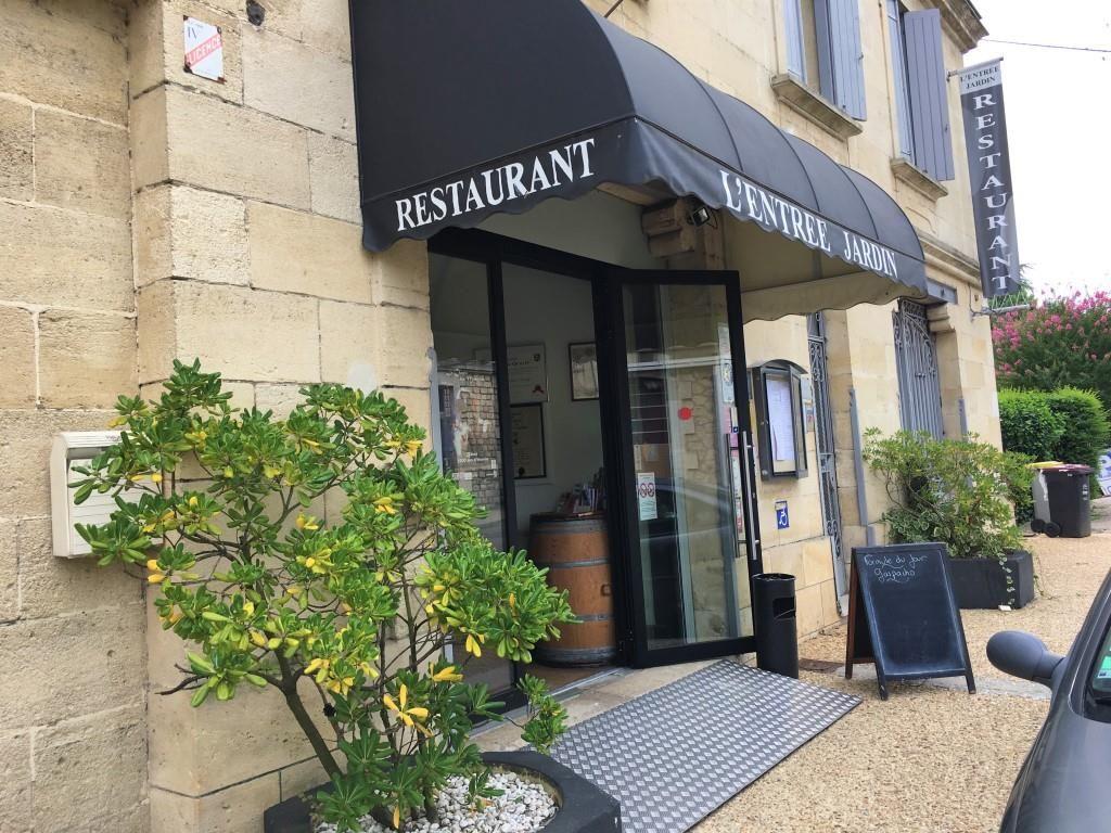 Restaurant L Entree Jardin Un Lieu A Ne Pas Manquer