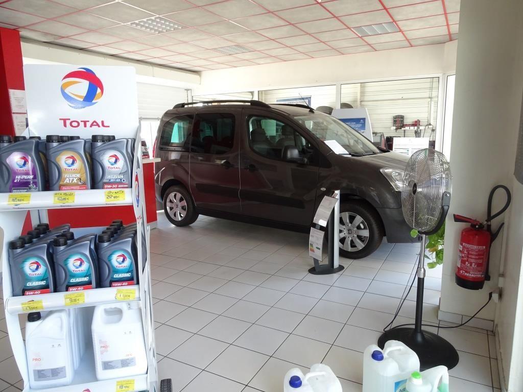 Garage, Citroën, Cadillac