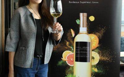 Hong Kong et les vins blancs doux de Bordeaux