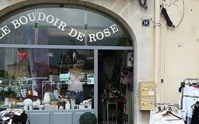 Le boudoir de rose