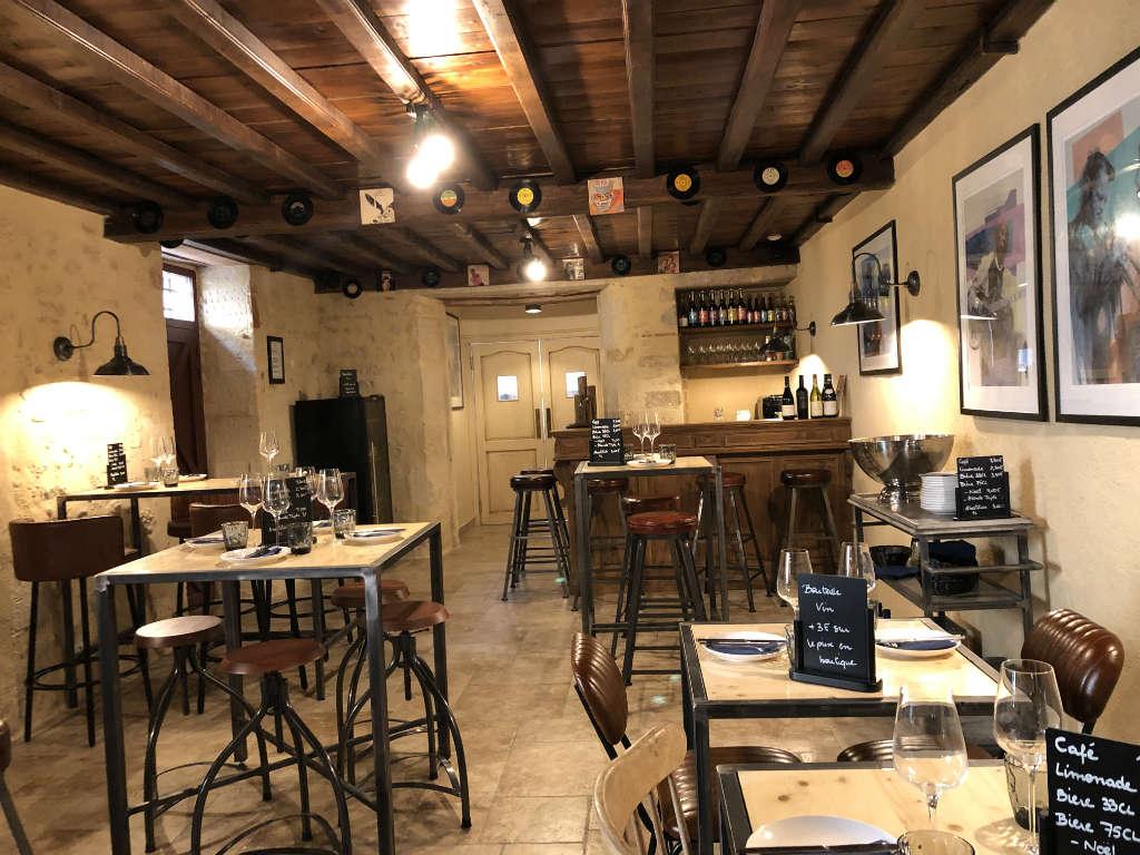 Bar à vins et Tapas