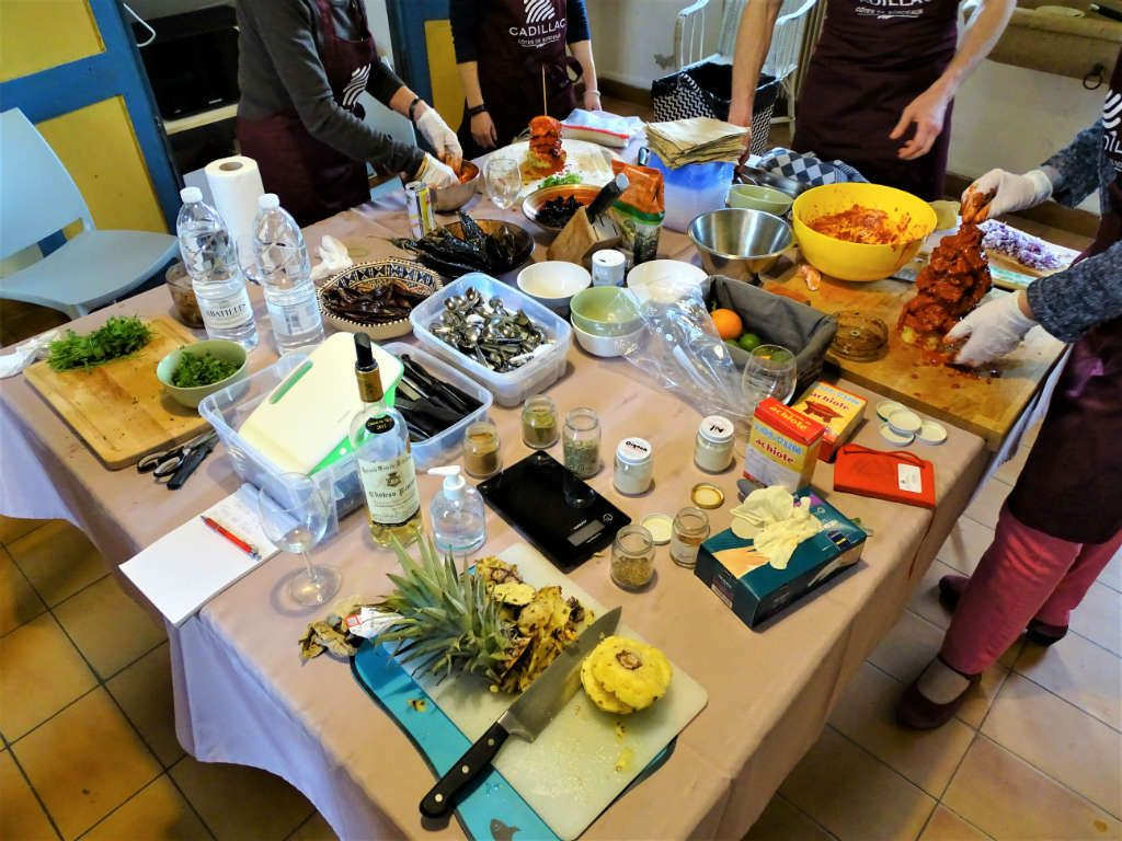 cuisine,honneur,atelier
