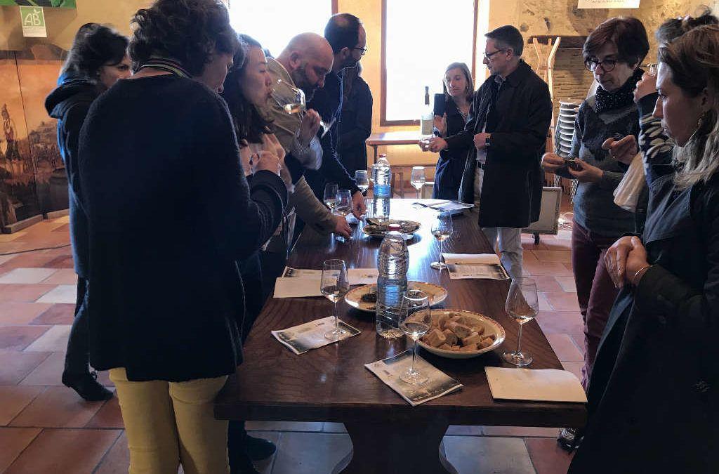 Des accords mets&vins au Château La Grave