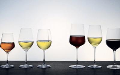 Quelle forme de verre pour votre vin ?