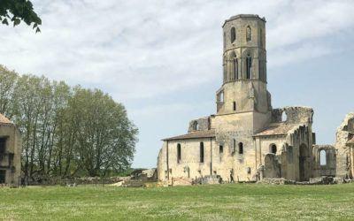 L'Abbaye de La Sauve-Majeure au cœur de l'art romain