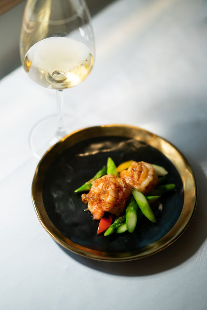 accords mets vins asiatique