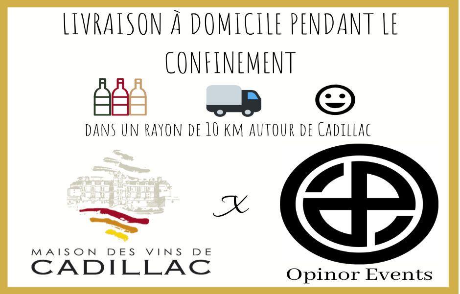 Vins De La Maison Des Vins De Cadillac