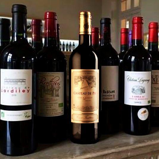 Achetez nos AOC Côtes de Bordeaux et Cadillac Côtes de Bordeaux