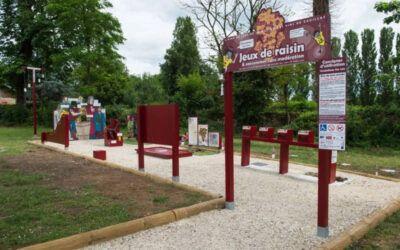 Réouverture de l'espace de jeux pour enfants