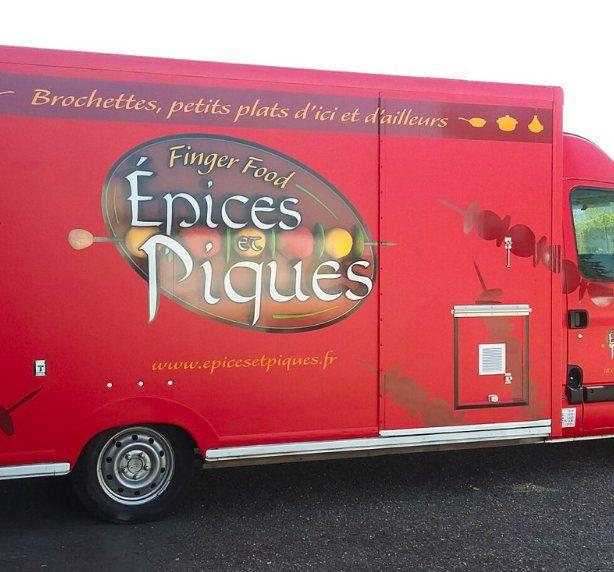 Food Truck épices Et Piques