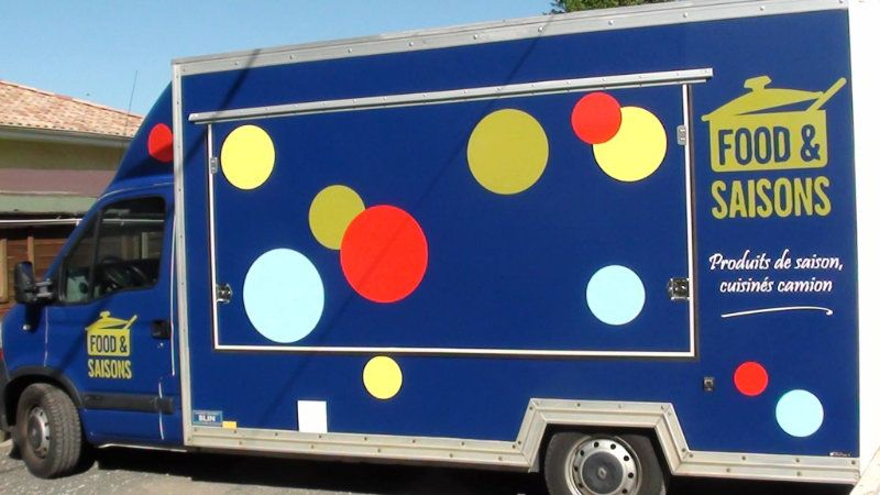 Food Truck Food&saisons