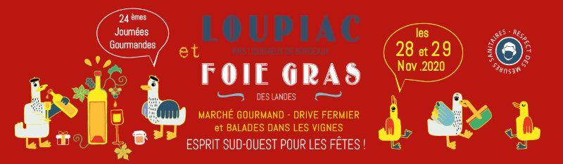 Loupiac Et Foie Gras 2020