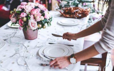 Comment réussir son repas de fête ?