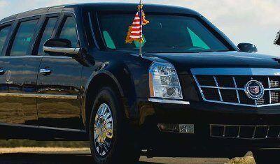Cadillac, la voiture présidentielle des Etats-Unis