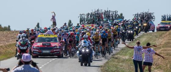 Tour de France, une échappée au cœur des vignobles