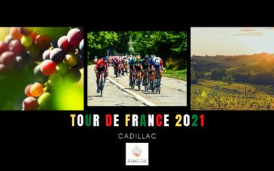 Un Tour de France animé